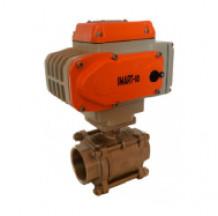 Кран шаровой с электроприводом ARM15015-SH05