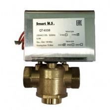 Клапан с электроприводом SMART QT400833