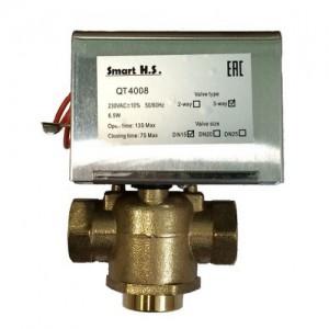 Клапан с электроприводом SMART QT400834