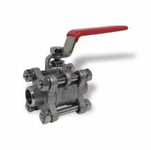 Шаровой кран стальной HKV15015