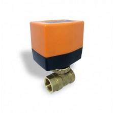 Кран шаровой с электроприводом QT330823 DN 20