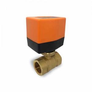 Кран шаровой с электроприводом QT330824 DN 25