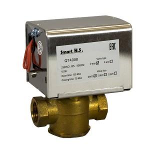 Клапан с электроприводом SMART QT400822
