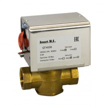 Клапан с электроприводом SMART QT400823
