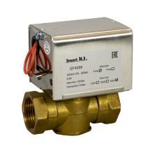 Клапан с электроприводом SMART QT400824