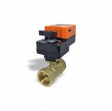 Кран шаровой с электроприводом QT530427 DN 50