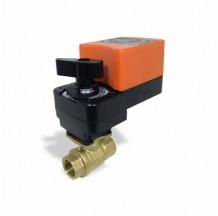 Кран шаровой с электроприводом QT730622 DN 15