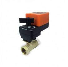 Кран шаровой с электроприводом QT730623 DN 20