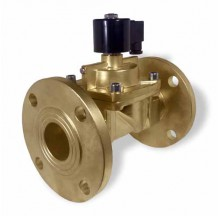 SA5576F Поршневые клапаны DN25-50, нормально-закрытые, фланец