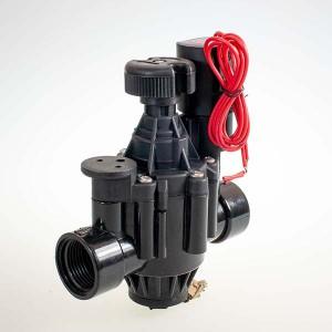 Электромагнитный клапан с ручным дублером SF62134