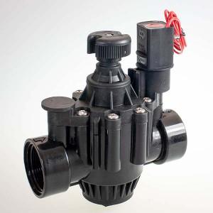 Электромагнитный клапан с ручным дублером SF62136