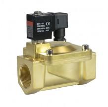 SG5532 Латунные клапаны DN15-50 Нормально-Закрытые