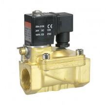 SG5533 Латунные клапаны DN15-50 Нормально-Закрытые