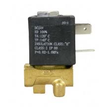 Клапан электромагнитный латунный муфтовый SMART SM33601