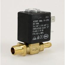 Клапан электромагнитный латунный муфтовый SMART SM33603