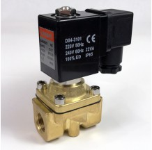 SB5502 Поршневые клапаны нормально-закрытые