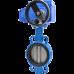 Затвор дисковый межфланцевый с электроприводом BVM02125-02