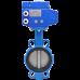 Затвор дисковый межфланцевый с электроприводом BVM02200-02