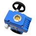 Затвор дисковый межфланцевый с электроприводом BVM02100-02