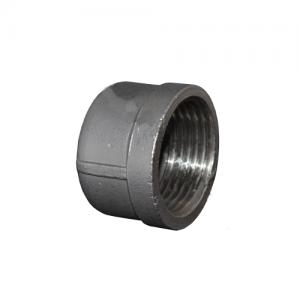 Заглушка стальная CAP12010