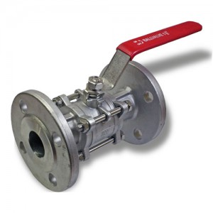 Шаровой стальной кран HKF12100