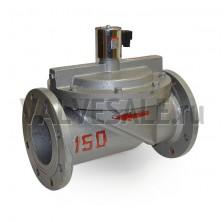 Электромагнитный клапан HF65027 DN 150