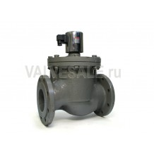HF6752 Чугунные клапаны DN65-150 Нормально-Закрытые