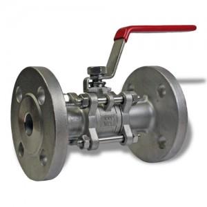 Шаровой стальной кран HKF14020