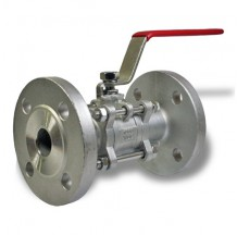 Шаровой стальной кран HKF14025
