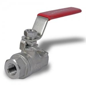 Шаровой кран стальной муфтовый HKG15008