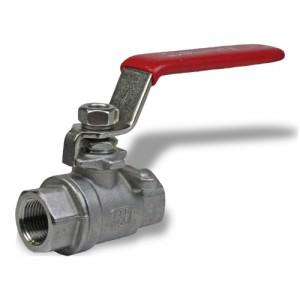 Шаровой кран стальной муфтовый HKG15010