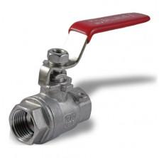 Шаровой кран стальной муфтовый HKG15015
