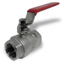 Шаровой кран стальной муфтовый HKG15025