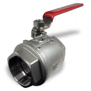 Шаровой кран стальной муфтовый HKG15080