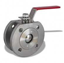 Шаровой стальной кран HKN12015