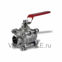 Шаровой кран приварной HKV15025