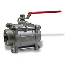 Шаровой кран стальной HKV15080