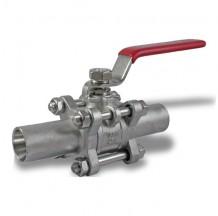 Шаровой кран стальной HKW25010