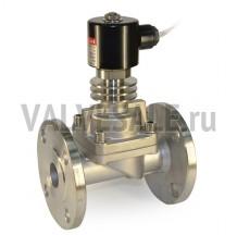 Поршневые электромагнитные клапаны DN10-50