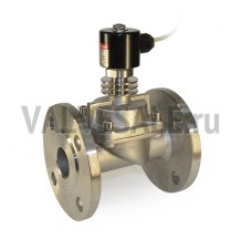HX5571F Усиленные клапаны DN15-50 нержавеющая сталь, фланец