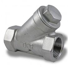 Сетчатый фильтр муфтовый стальной MSG14008