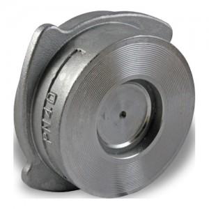Обратный клапан межфланцевый тарельчатый OPN24032