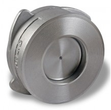 Обратный клапан межфланцевый тарельчатый OPN24040