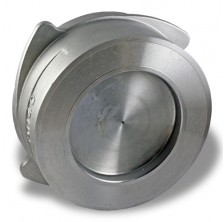 Обратный клапан межфланцевый тарельчатый OPN24080