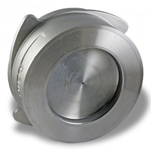 Обратный клапан межфланцевый тарельчатый OPN24100