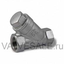 Обратный клапан стальной муфтовый OVG24008