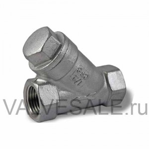 Обратный клапан стальной муфтовый OVG24015