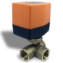 Трехходовой шаровый кран с электроприводом SMART QT330833: http://valvesale.ru/taps/tap-qt330833