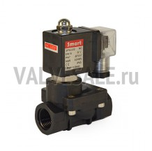 SF6232 Нормально-закрытые клапаны DN10-40 с сервоусилением