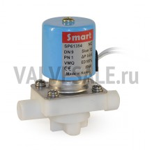 Пластиковые соленоидные клапаны DN3-40